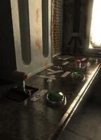 control room 3d model