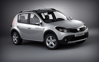 dacia sandero stepway 3d model