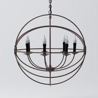 3d foucault s iron orb