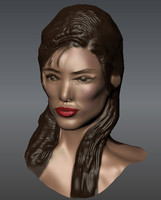 3d 3ds angelina jolie