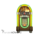 3d jukebox musical