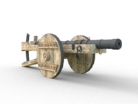 maya medieval cannon
