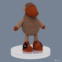 maya toy sheep nici