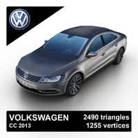 2013 volkswagen cc 3ds