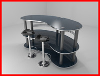 modern bar counter max