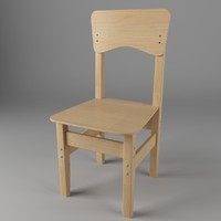 Childrens chair