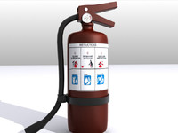 extinguisher model