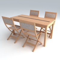 Garden Furniture set 9