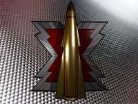 duty prestige 1 emblem 3d model