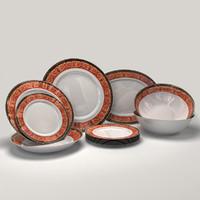 dinner plates 1 obj