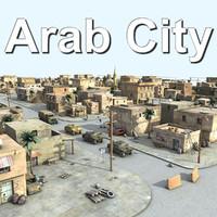 Arab City 2