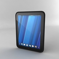 maya hp touchpad