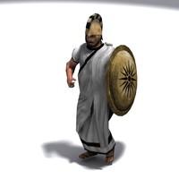 3d greek emissary