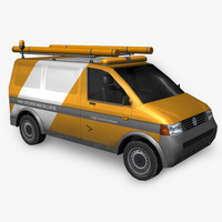 Volkswagen Service Van
