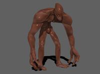 creature fantasy 3d max