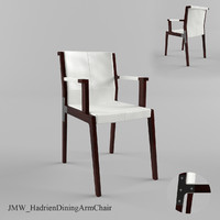 JMW Hadrien Dining Arm Chair