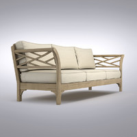 Restoration Hardware - Kingston Sofa 91