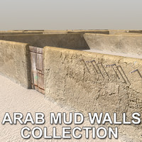 Arab Mud Walls Collection
