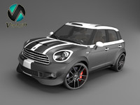 Mini Cooper Countryman custom concept