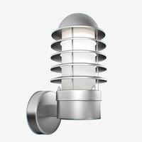 3d steel lantern