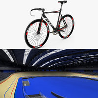 Velodrome and Track Bike Collection