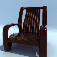 Chair Wood B