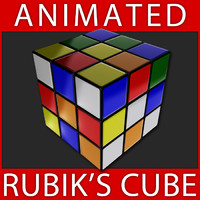 Rubik's Magic Cube