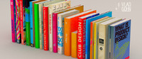 Design books set (Vray)