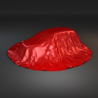 3ds max silk car