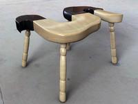 Modern YingYang Coffee Table