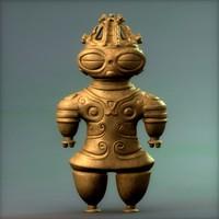 Dogu  figurine
