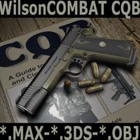 WilsonCOMBAT CQB /hi poli&detail/