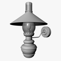 Dutch Wall Lamp