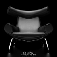 3d ej100 ox chair