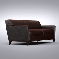 Crate and Barrel - Hennessy Sofa