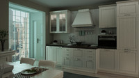 3d sofia kitchen