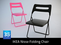 ikea nisse folding chair max