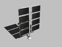 maya solar panel