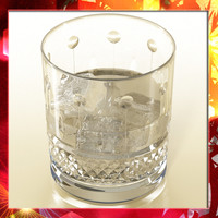 3d model glass ice 8