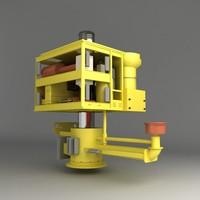 Subsea Wellhead Controller