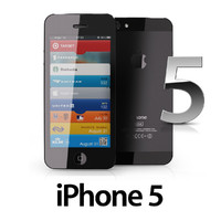 iphone 5 prototype 3d model