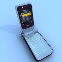 nokia phone 3d max