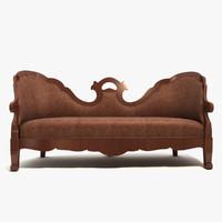 3d 3ds sofa
