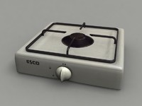 One Burner Gas Cooker
