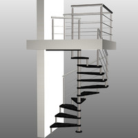 max staircase inox