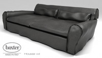 sofa housse xxl baxter max