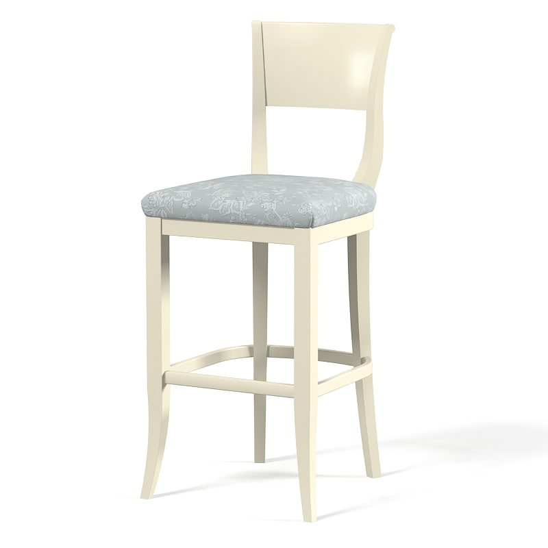 Cottage and Bungalow Biscayne Barstool Counterstool bar stool counter provence provencial classic traditional0001.jpg
