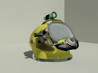 max diving helmet