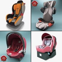 Kiddy Car Seats Collection 3