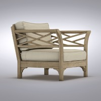 restoration hardware - kingston 3d fbx
